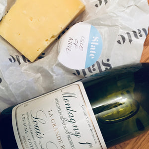 Bring on the bagpipes: wine pairings for your Burn's Night cheeseboard