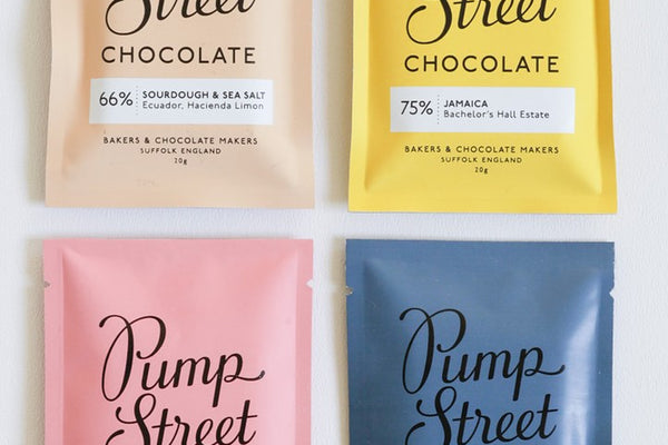 Meet the maker at Slate Aldeburgh: Pump Street Chocolate