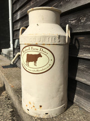 A visit to Rodwell Farm Dairy – makers of Shipcord