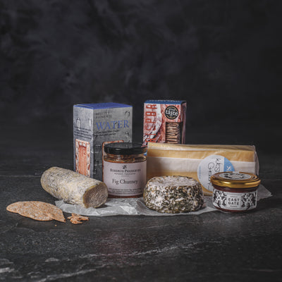 Cheese with Companions Gift Hamper | Slate Cheese