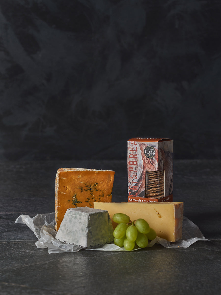 Best of British Cheese Selection