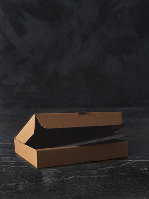Slate cheese board in box
