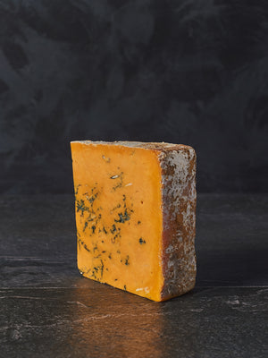 Cropwell Bishop Shropshire Blue cheese