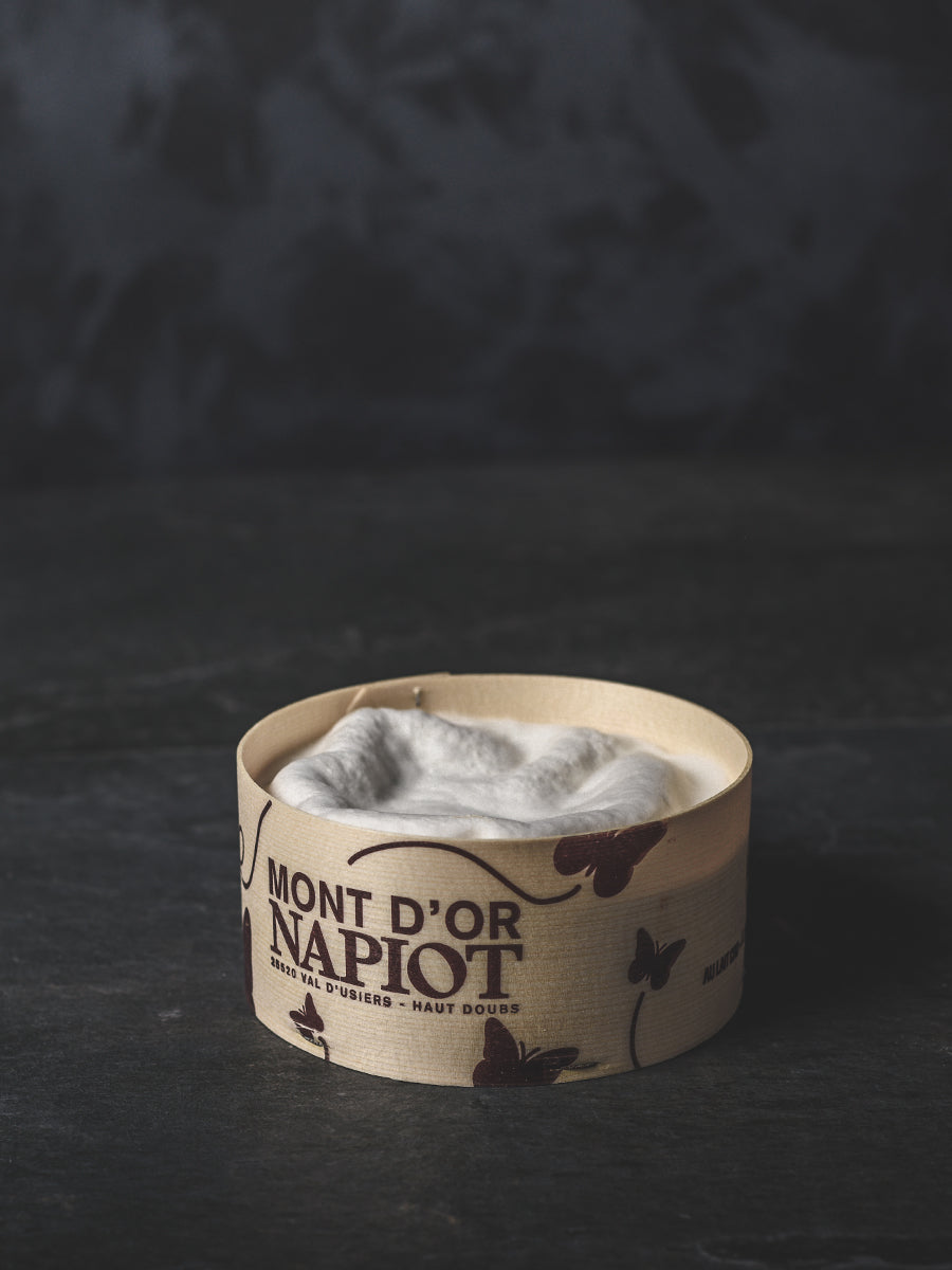 Vacherin Mont D'Or | Slate Cheese