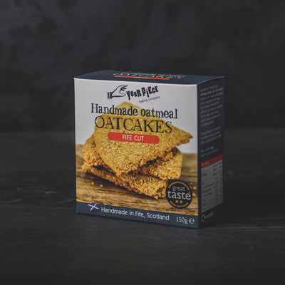 Your Piece Baking Company Oatmeal Oatcakes