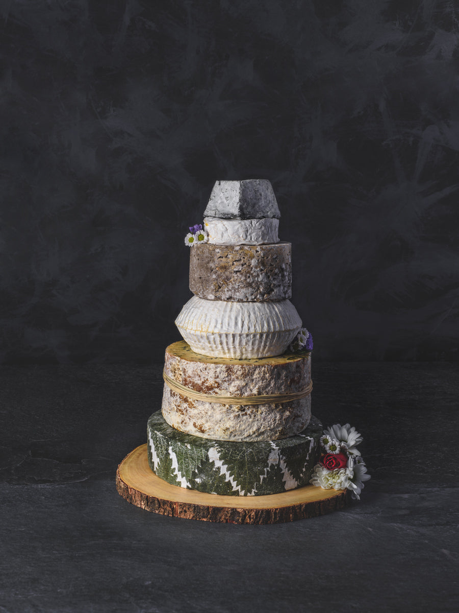The Orwell Large Cheese Wedding Cake