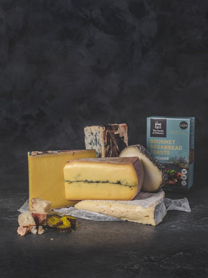 European Favourites Cheese Selection