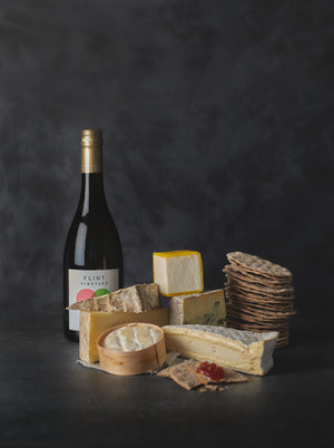 Deluxe East Anglian Cheese Selection