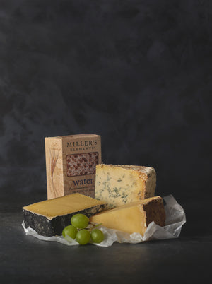 Support British Cheese Selection
