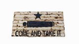 "Come and Take It Flag 38"" x 19"""