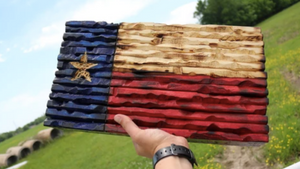 "Mini Texas Flag 18"" x 10"""