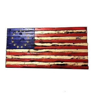 "Betsy Ross 1776 edition 37"" x 20"""