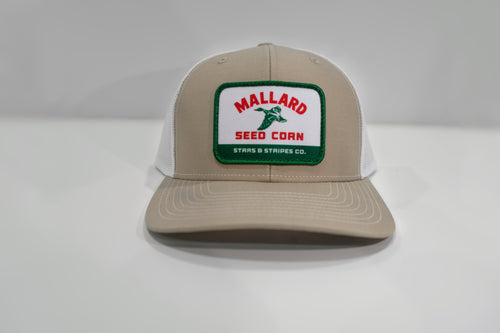 TAN MALLARD SNAP BACK