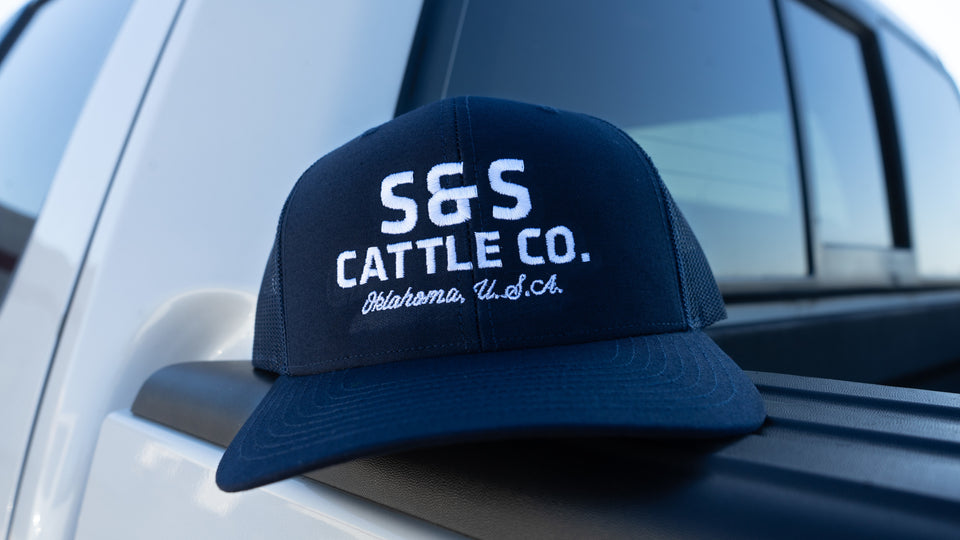 S & S Cattle Co. Hat