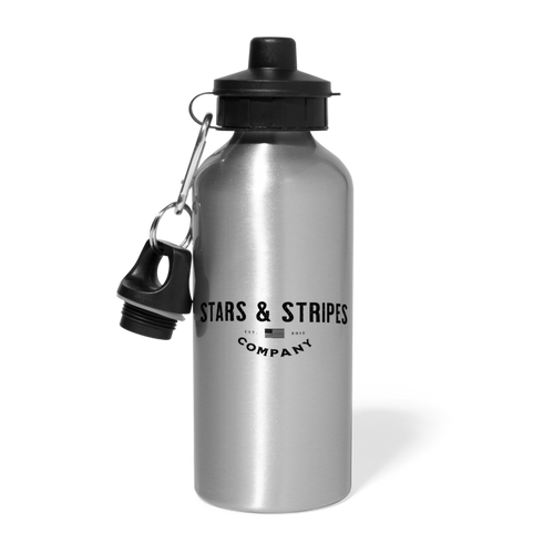 Original S&S Water Bottle - silver