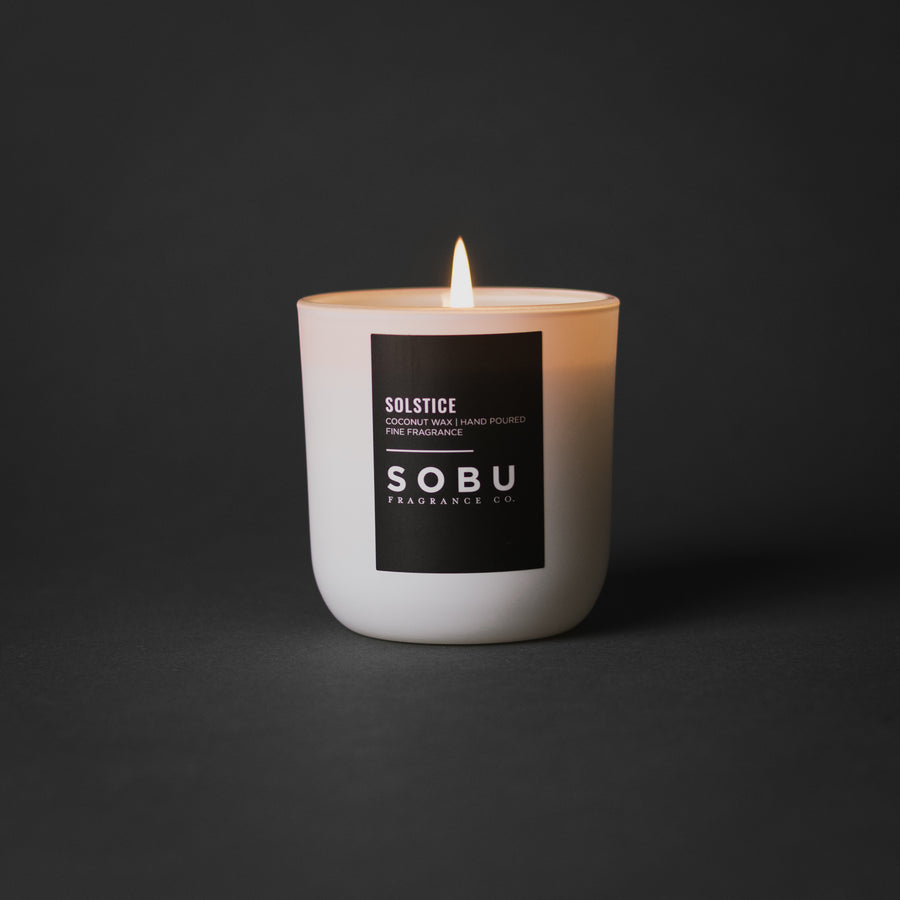 SOLSTICE<br>-SINGLE WICK-