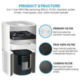 OmniClean Air Purifier & Ionizer