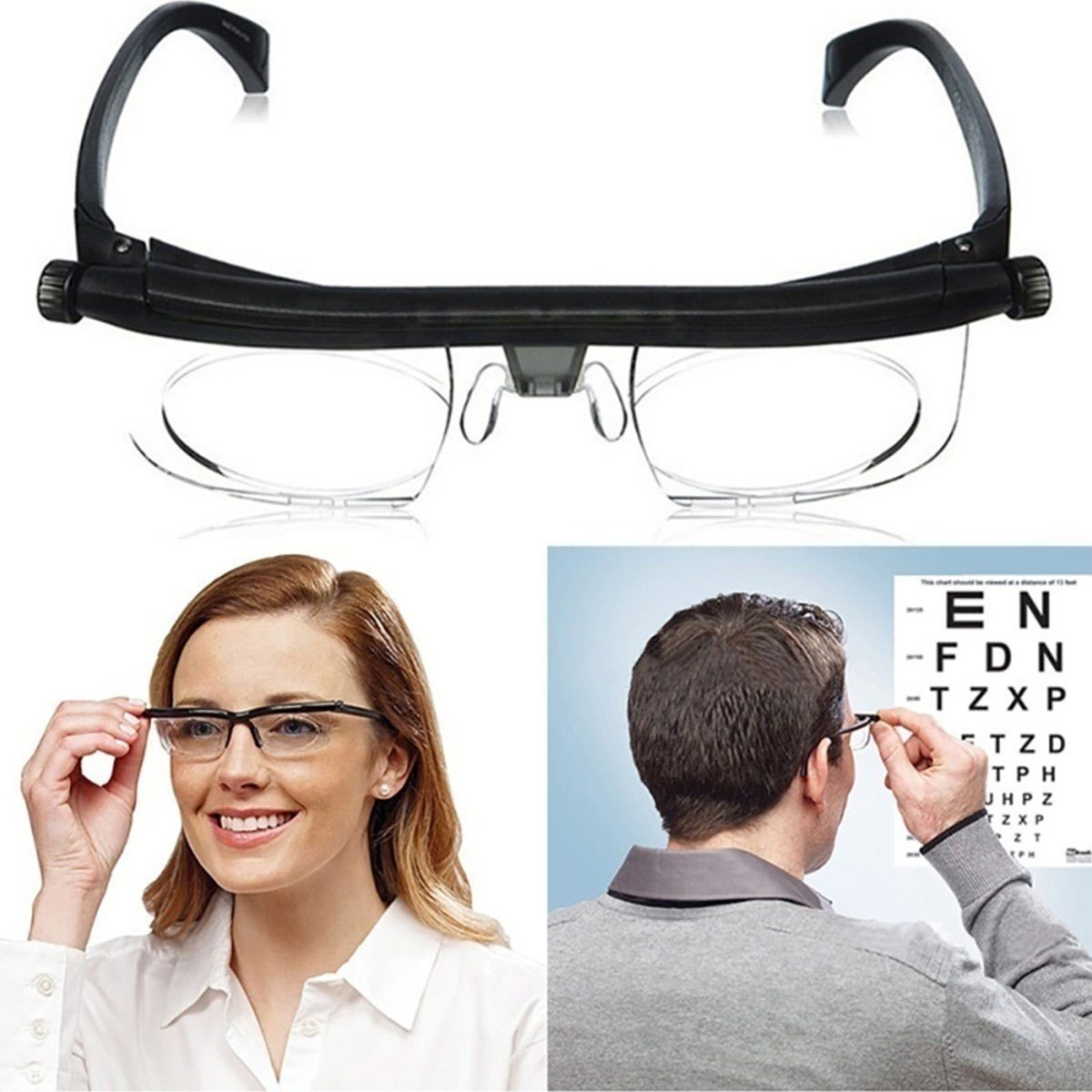 Dial Vision - The World's First Adjustable Eyeglasses – Aquatrends