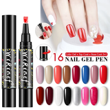 One-step Easy Gel Nail Polish Pen