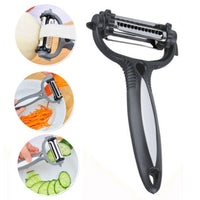 3 In 1 Peeler Slicer Cutter
