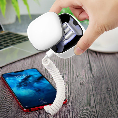 ACE-CLOUDS Pocket power bank with all in one cable of Pop Box