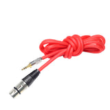 10FT XLR Female to 3.5mm TRS Stereo Microphone Cable
