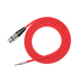 3.5mm to XLR Cable Male to Female 10 Feet