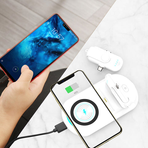 ACE-Clouds Fingerpow Portable Magnetic Charger Power Bank