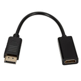 DisplayPort to HDMI Adapter Cable (DP to HDMI) 6 Feet