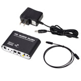 5.1 Channel AC3 DTS Dolby HD Audio Rush Converter