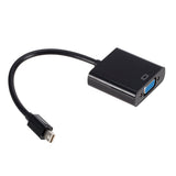 Mini DisplayPort to VGA Active Adapter Thunderbolt to VGA Male to Female Converter