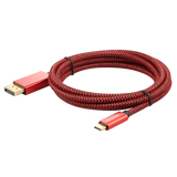 USB3.1 Type C to DisplyPort Thunderbolt cable