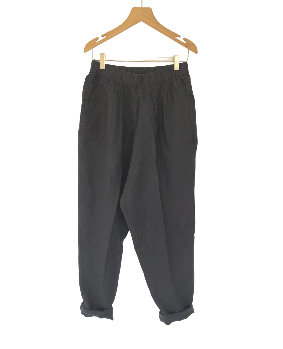 BLACK CRANE Carpenter Pants / Faded Black