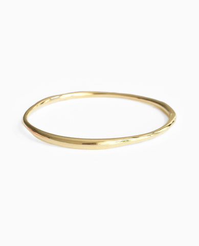 SUAI Form Bangle / Brass