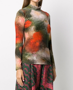 HENRIK VIBSKOV Pollen Turtleneck / Wet Flowers