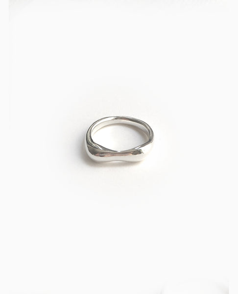 SUAI Ona Small Ring / Silver