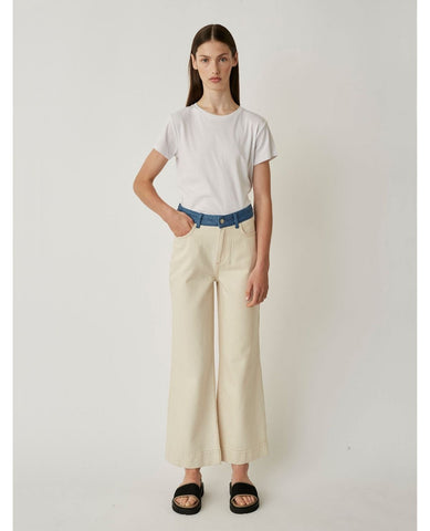 JUST FEMALE Sika Jeans / Off White