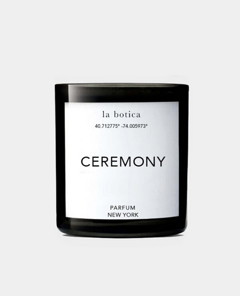 LA BOTICA Mini Candle / Ceremony