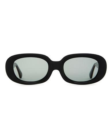 CRAP EYEWEAR The Bikini Vision / Black / Vintage Green