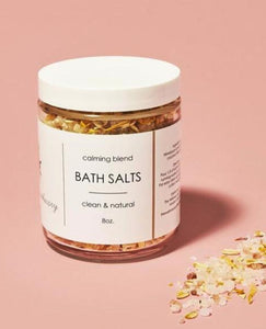 THE WELLNESS APOTHECARY Calming Blend Bath Salts