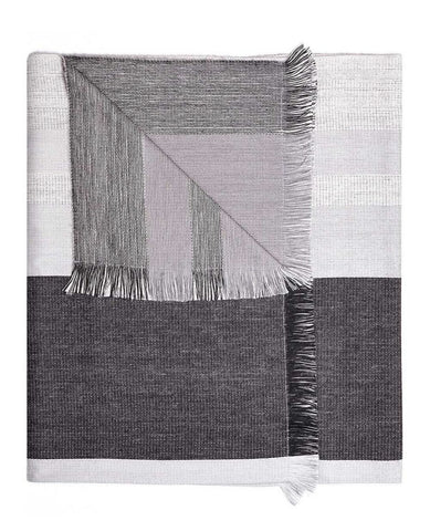 SHUPACA Reversible Throw / Monochrome