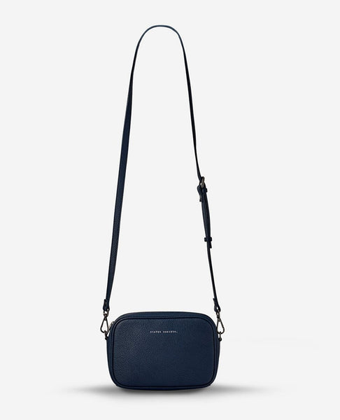 STATUS ANXIETY Plunder Bag / Navy