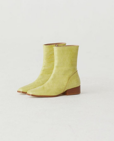 PALOMA WOOL / Edna Boot / Pastel Lime