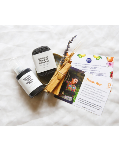 BON V!V Relax & Refresh Kit (100% Proceeds to CARE)