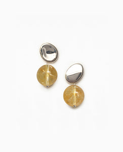 SUAI Aril Earrings / Citrine