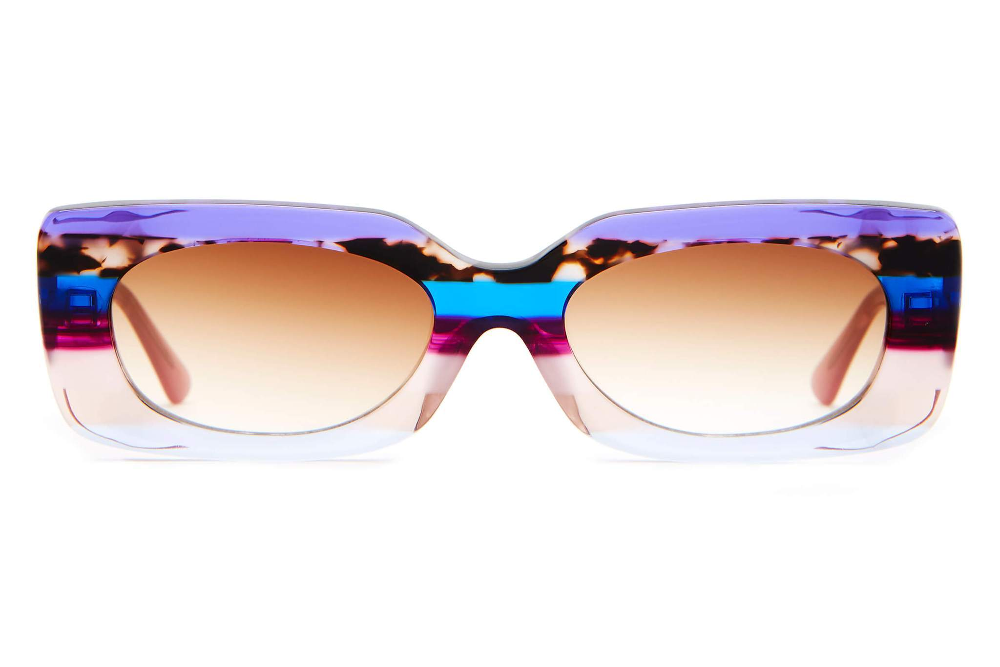 CRAP EYEWEAR Supa Phreek / Lilac Stripes
