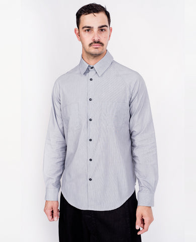 HOUSE OF THE VERY ISLANDS Raglan Shirt / Stripes