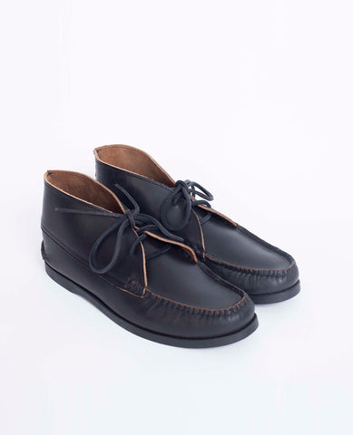 Yuketen Chukka Black on Black