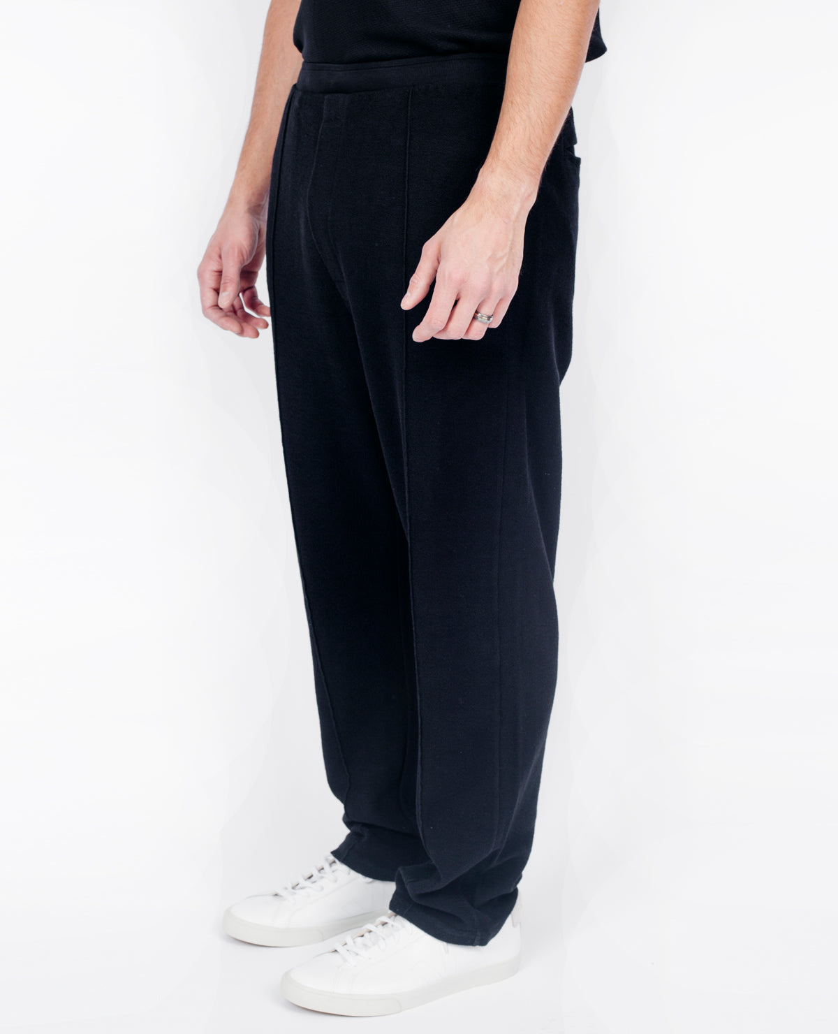 LES BASICS Long Pant / Black