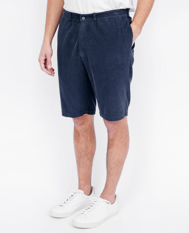 LES BASICS Smart Short / Navy